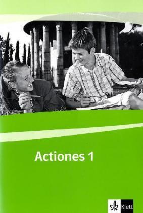 Actio. Actiones 1. Arbeitsheft zu den Lektionen 1-20 als Buch