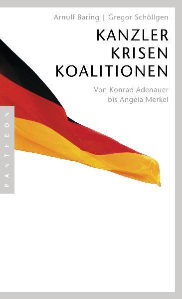 Kanzler, Krisen, Koalitionen als Buch