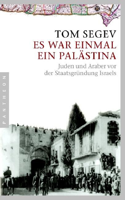 Es war einmal ein Palästina als Buch