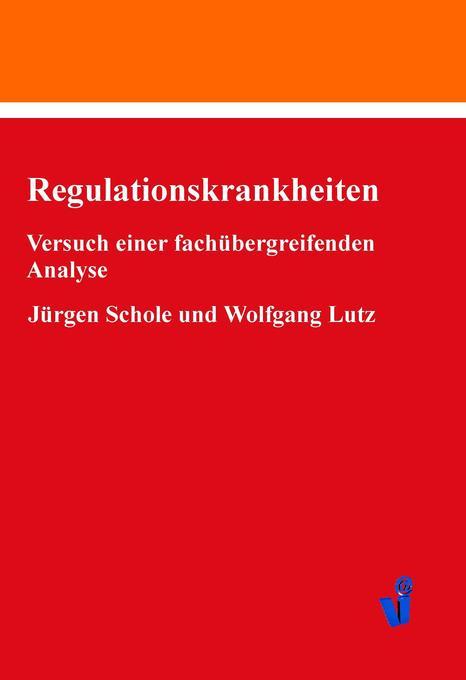 Regulationskrankheiten als Buch