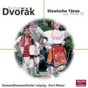 Slawische Tänze op.46/72 als CD