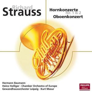 Hornkonzerte 1,2/Oboenkonzert/+ als CD