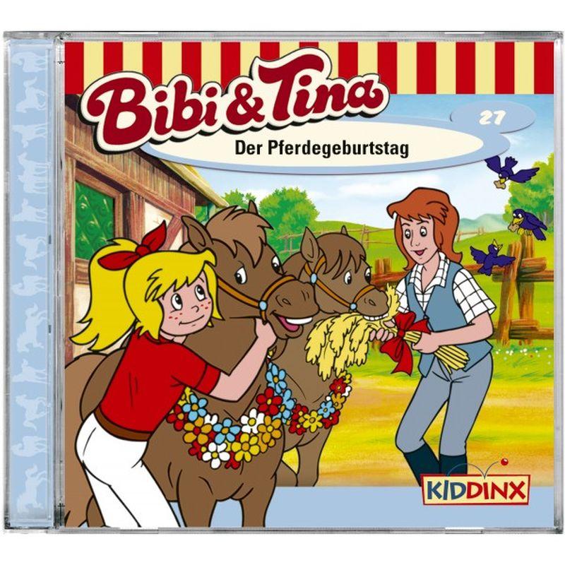 Bibi und Tina 27. Der Pferdegeburtstag als Hörbuch