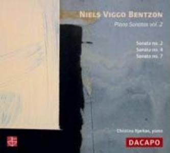 Klaviersonaten Vol.2 als CD
