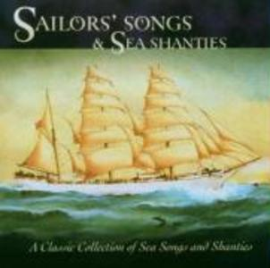 Sailors' Songs And Sea Shanties als CD