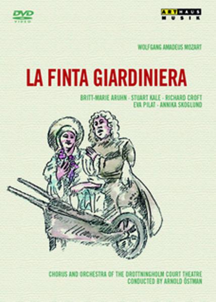 La Finta Giardiniera als CD