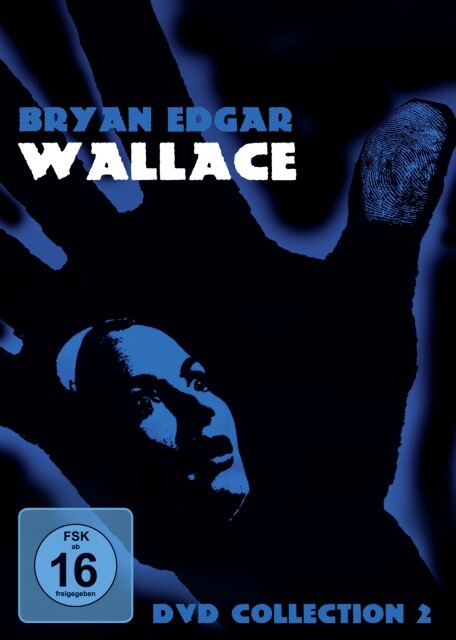 Bryan Edgar Wallace DVD Collection 2 als DVD
