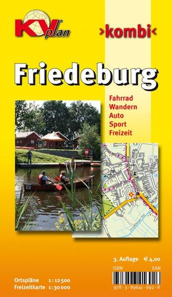 Friedeburg 1 : 12 500 als Buch