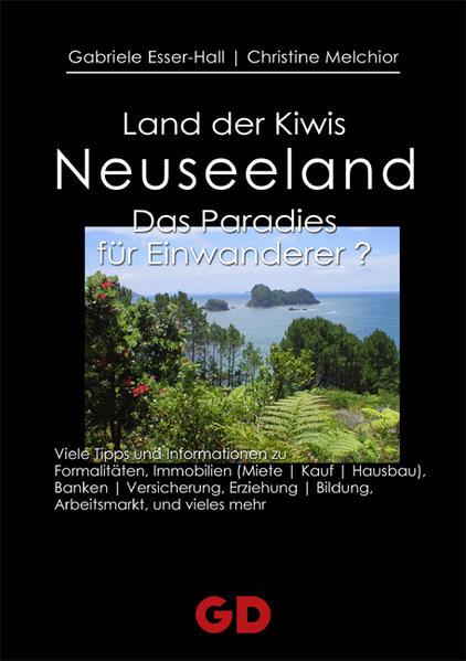 Neuseeland - Land der Kiwis als Buch