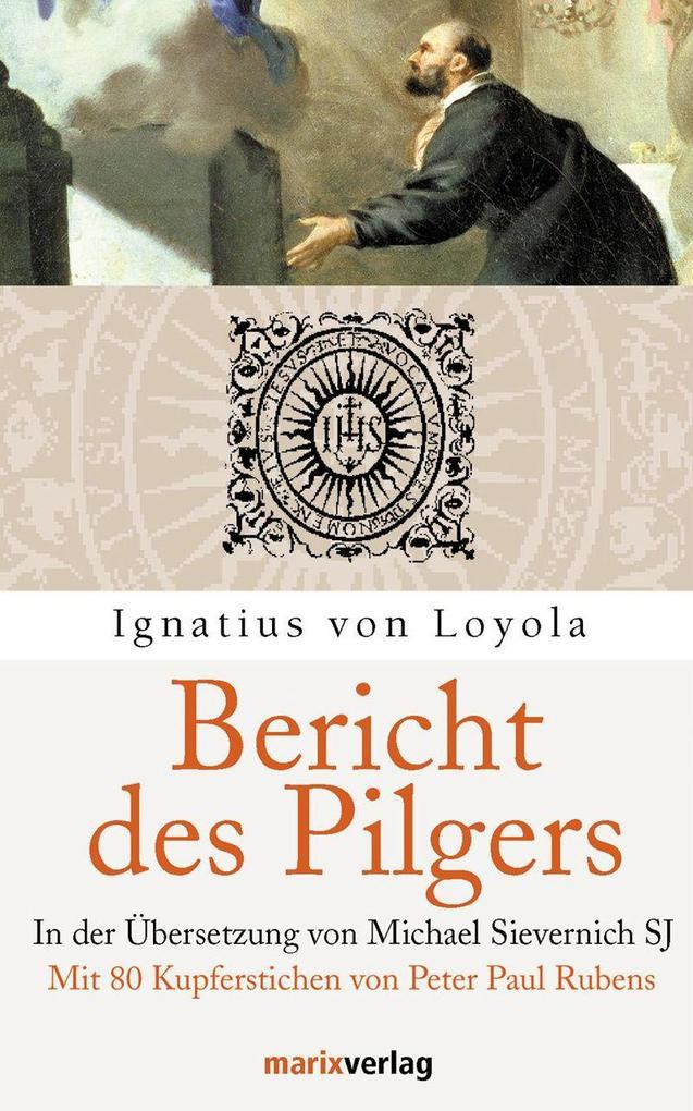 Bericht des Pilgers als Buch