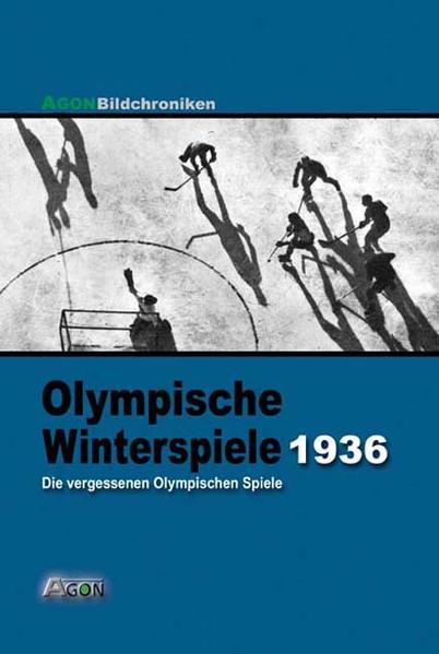 Olympische Winterspiele 1936 als Buch