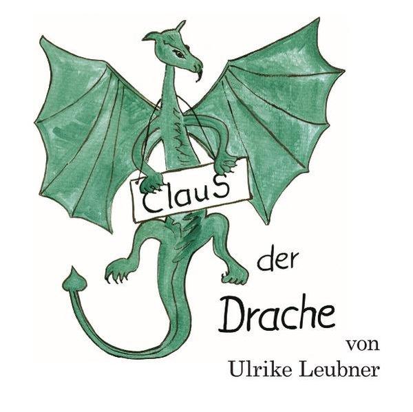 ClauS, der Drache als Buch