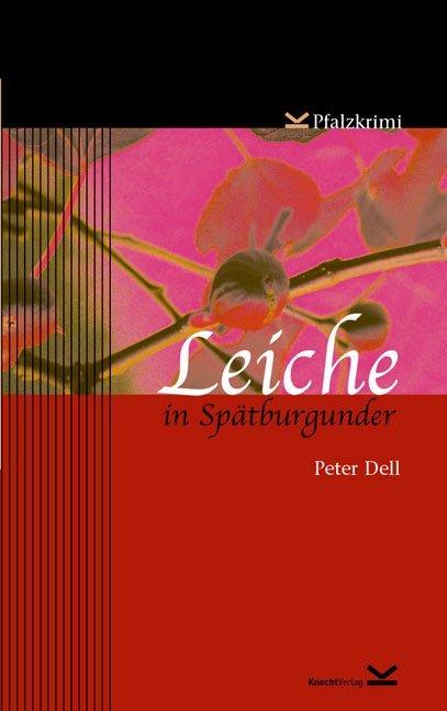 Leiche in Spätburgunder als Buch