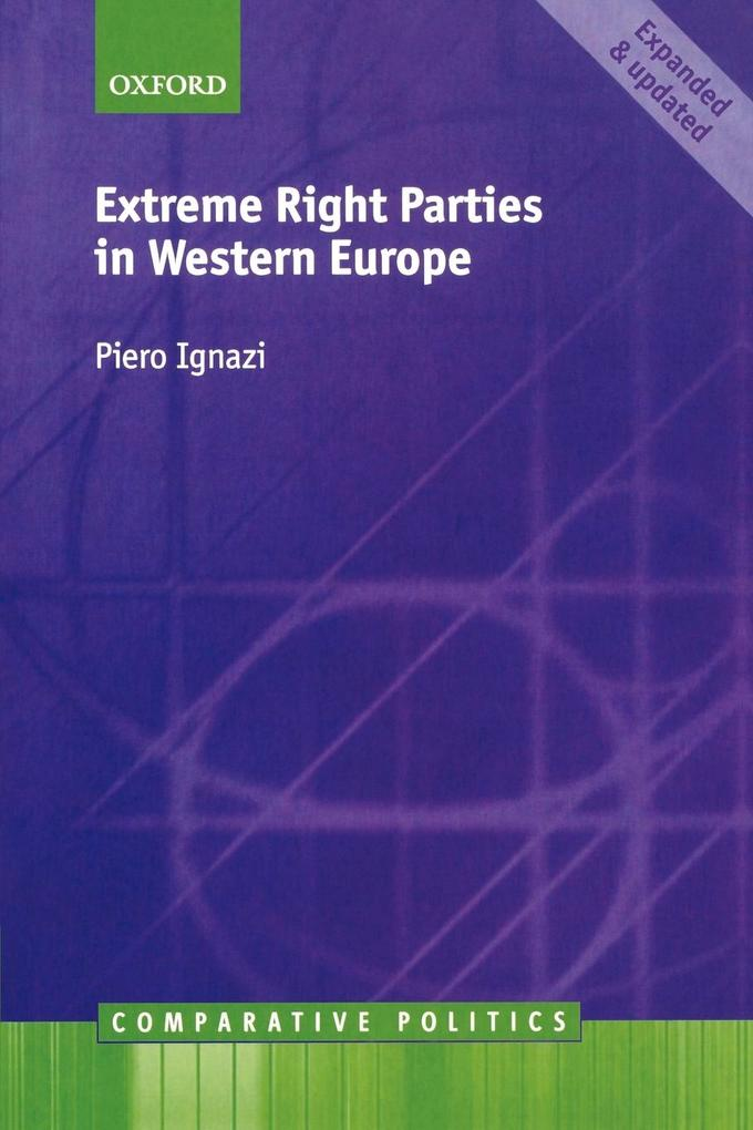 Extreme Right Parties in Western Europe als Buch