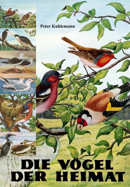 Die Vögel der Heimat als Buch