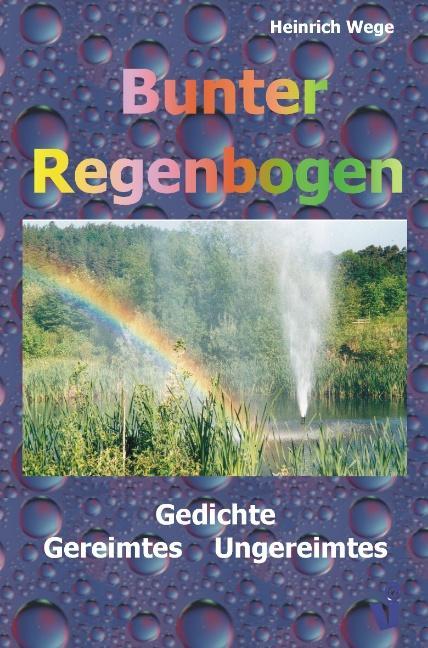 Bunter Regenbogen als Buch