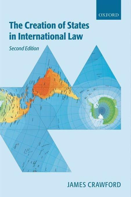 The Creation of States in International Law als Buch