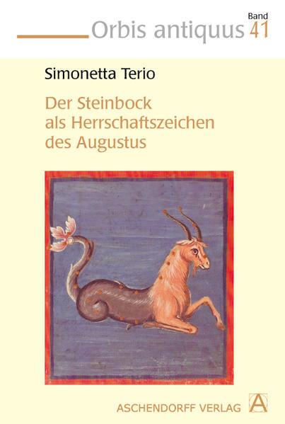 Der Steinbock als Herrschaftszeichen des Augustus als Buch