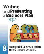 Module 8: Writing and Presenting a Business Plan als Buch