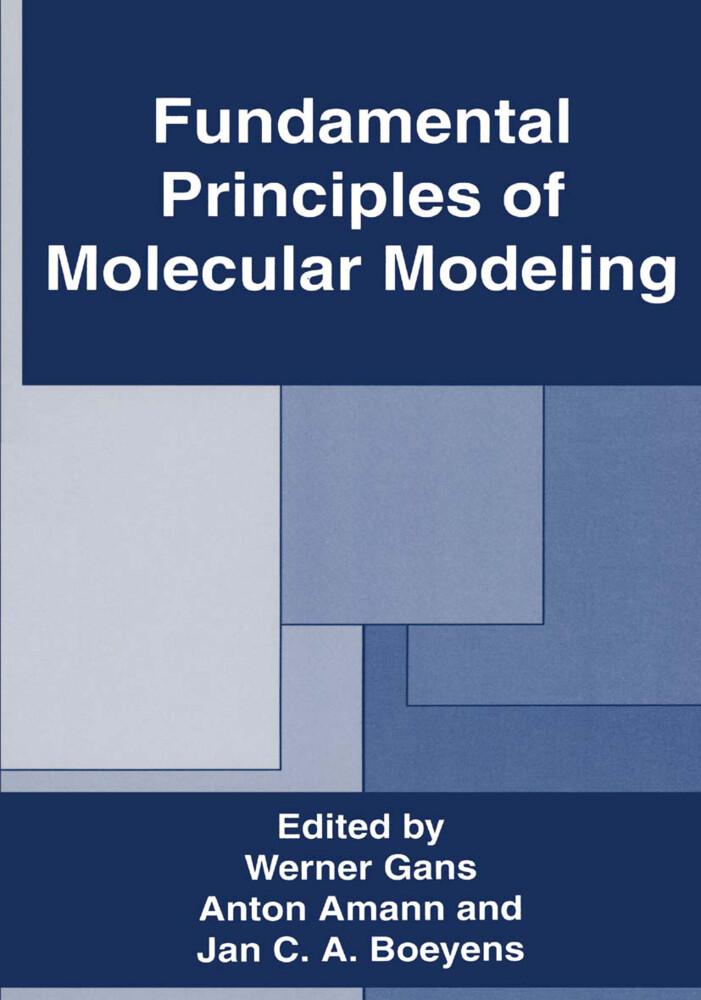 Fundamental Principles of Molecular Modeling als Buch