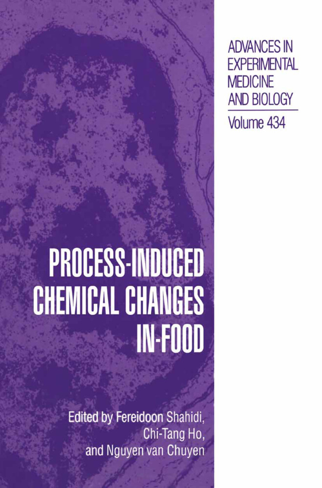 Process-Induced Chemical Changes in Food als Buch