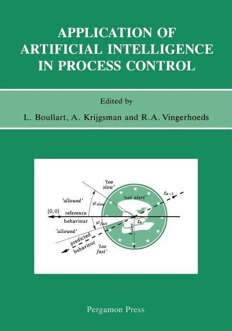 Application of Artificial Intelligence in Process Control als Taschenbuch