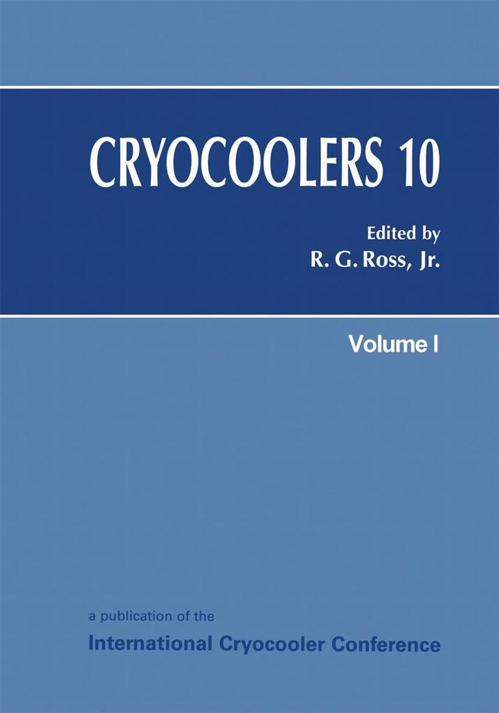 Cryocoolers 10 als Buch