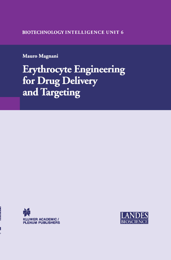 Erythrocyte Engineering for Drug Delivery and Targeting als Buch