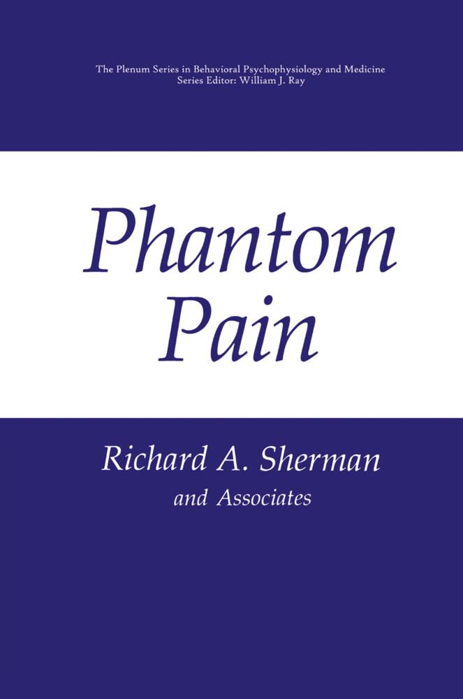 Phantom Pain als Buch
