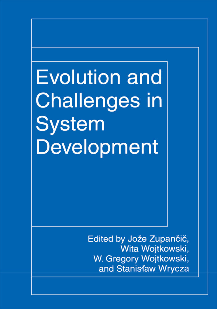 Evolution and Challenges in System Development als Buch