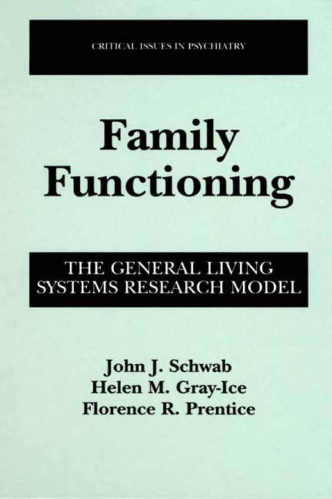 Family Functioning als Buch