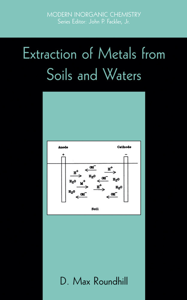 Extraction of Metals from Soils and Waters als Buch
