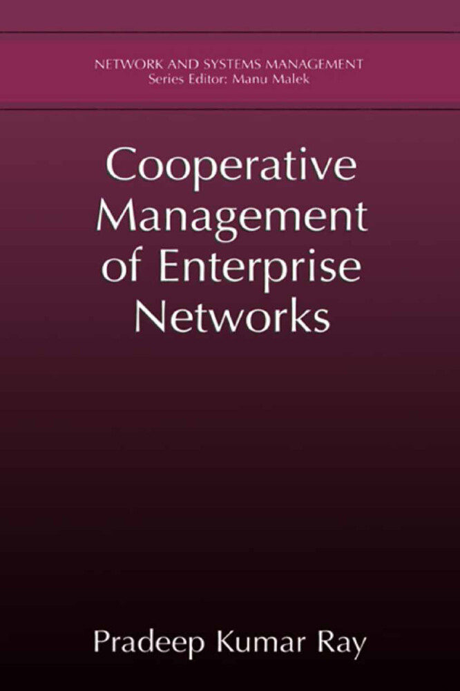 Cooperative Management of Enterprise Networks als Buch