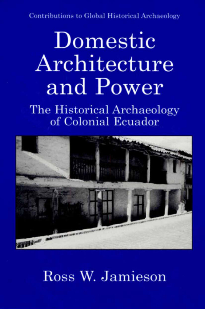 Domestic Architecture and Power als Buch