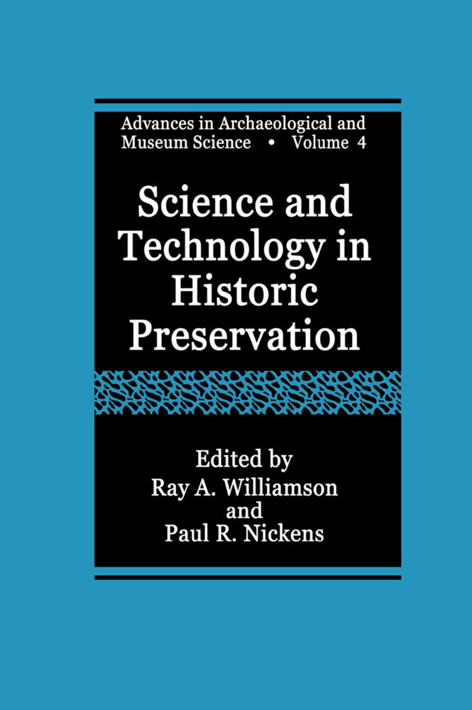Science and Technology in Historic Preservation als Buch