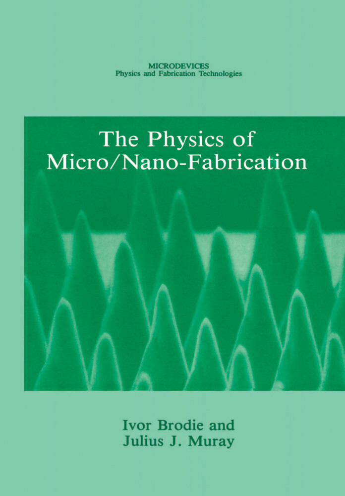The Physics of Micro/Nano-Fabrication als Buch