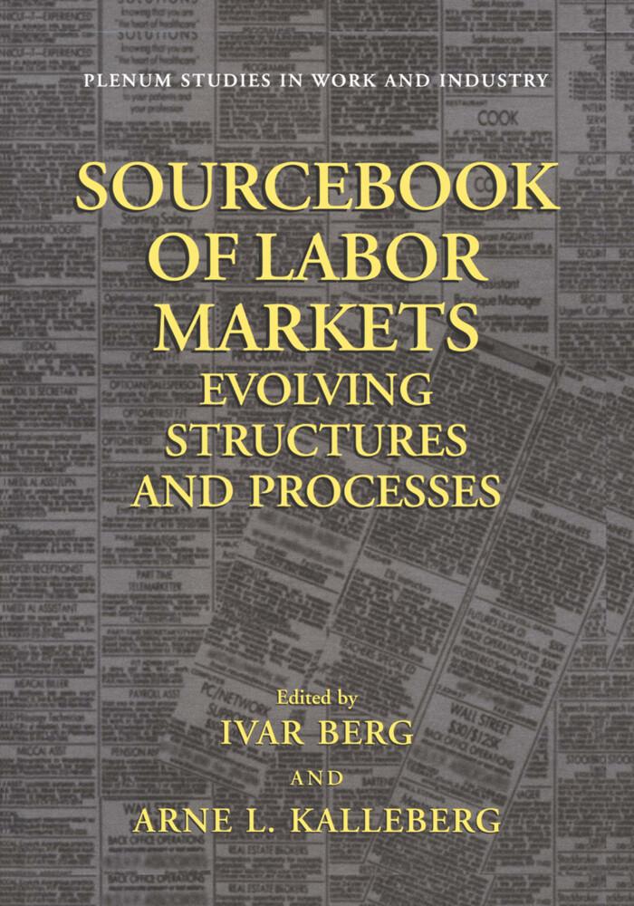 Sourcebook of Labor Markets als Buch