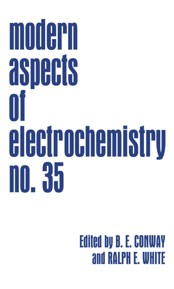 Modern Aspects of Electrochemistry als Buch