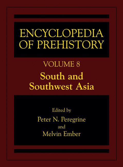 Encyclopedia of Prehistory als Buch