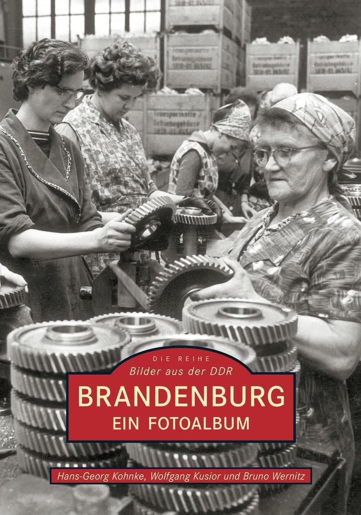 Brandenburg als Buch