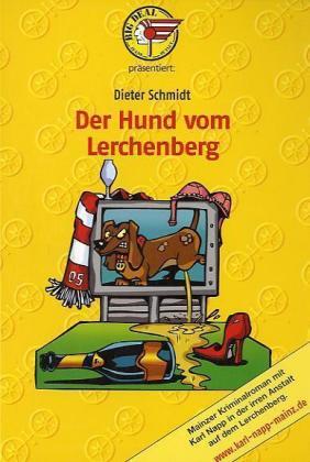 Der Hund vom Lerchenberg als Buch