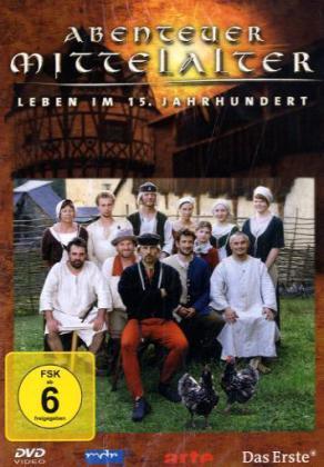 Abenteuer Mittelalter - DVD-Video als DVD