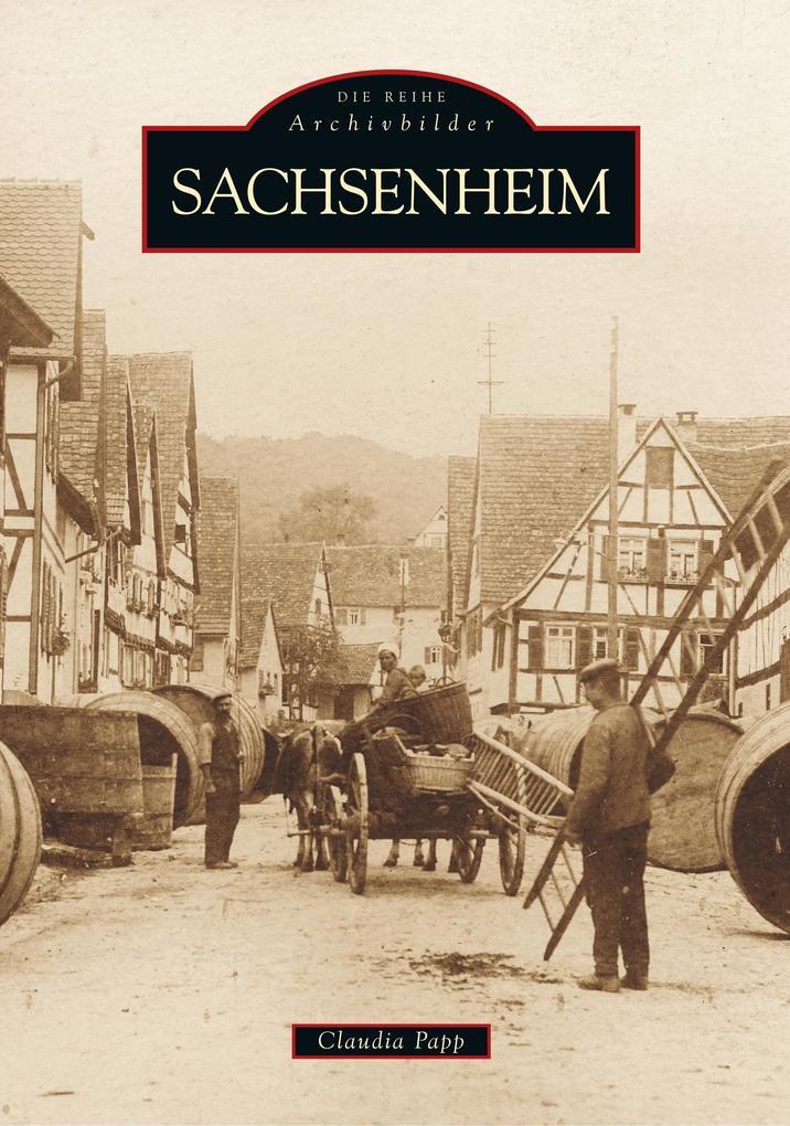 Sachsenheim als Buch