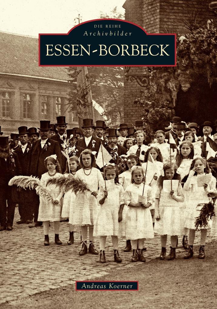 Essen-Borbeck als Buch