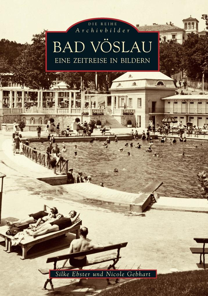 Bad Vöslau als Buch