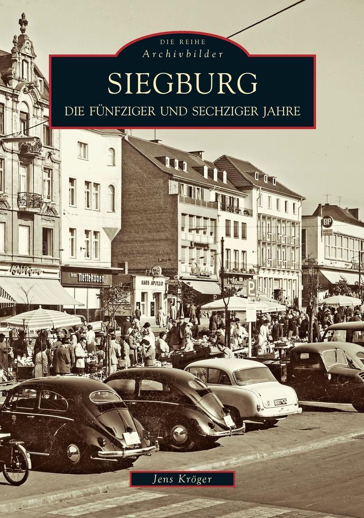 Siegburg als Buch