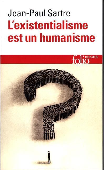 L' existentialisme est un humanisme als Buch