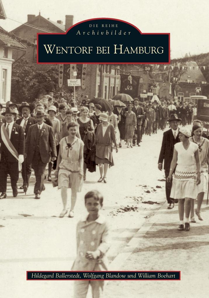 Wentorf bei Hamburg als Buch