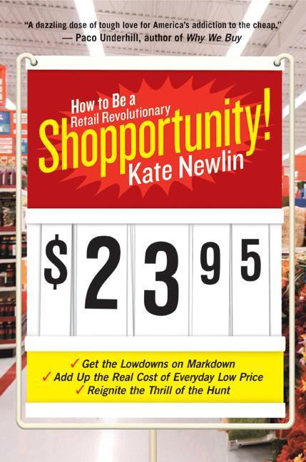 Shopportunity!: How to Be a Retail Revolutionary als Buch
