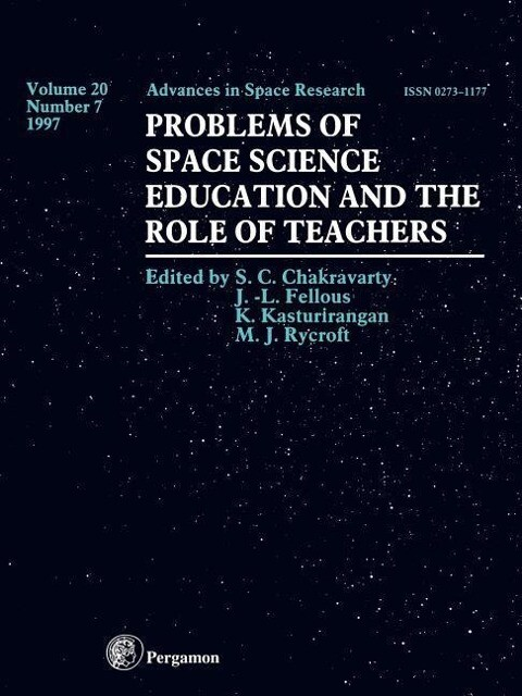 Problems of Space Science Education and the Role of Teachers als Buch
